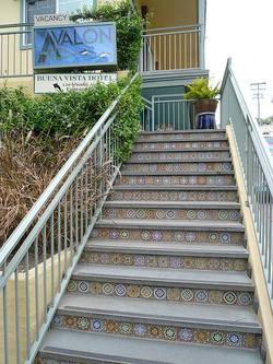 Avalon_stairs